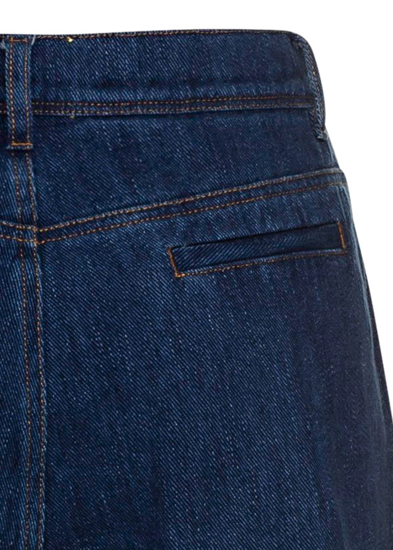 cavalry denim high waist pants image number 3