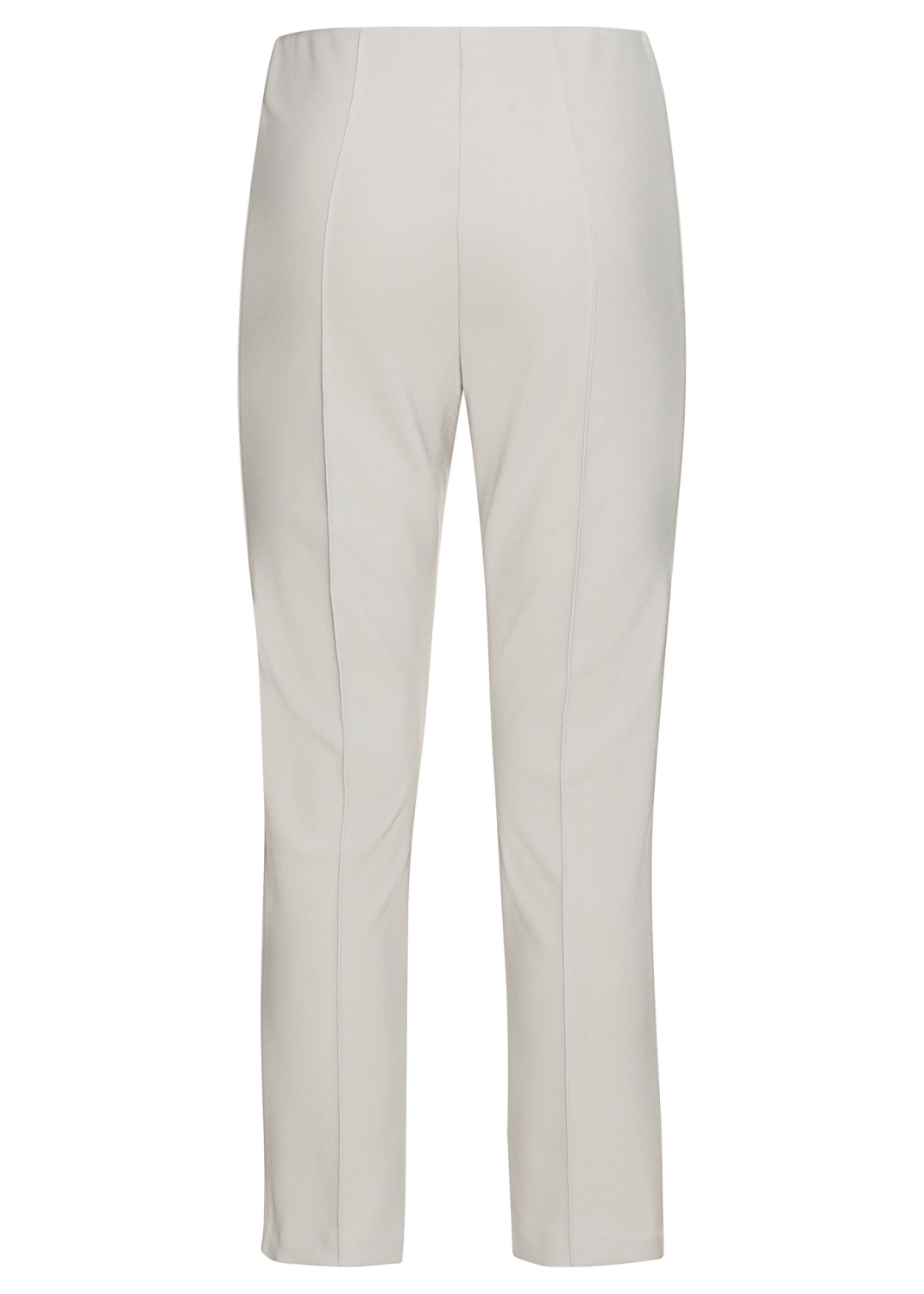 Knitted synthetic fibre sweatpants female image number 1