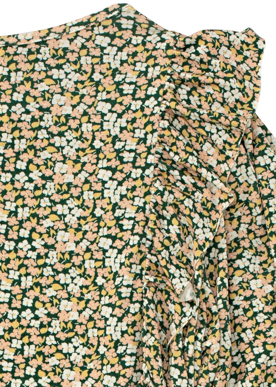 Miu LS Dress w Flowers image number 3