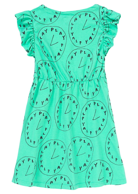 SS Playtime AOP Jersey Dress image number 1