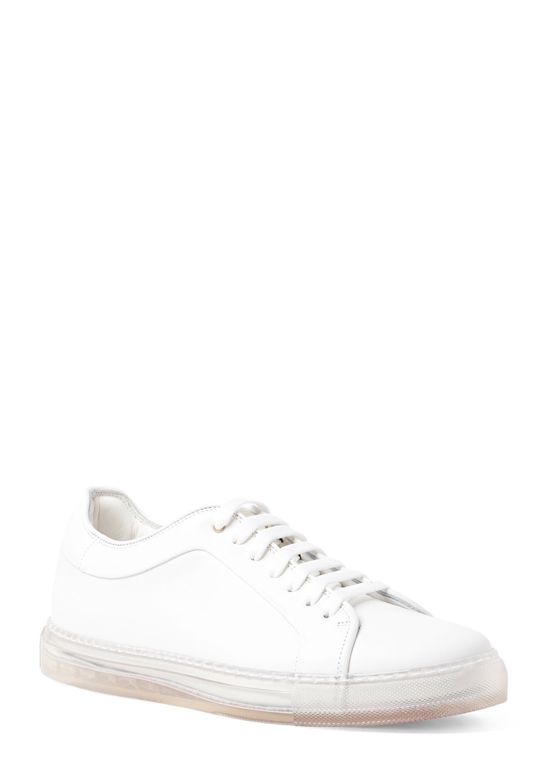 MENS SHOE NASTRO WHITE image number 1