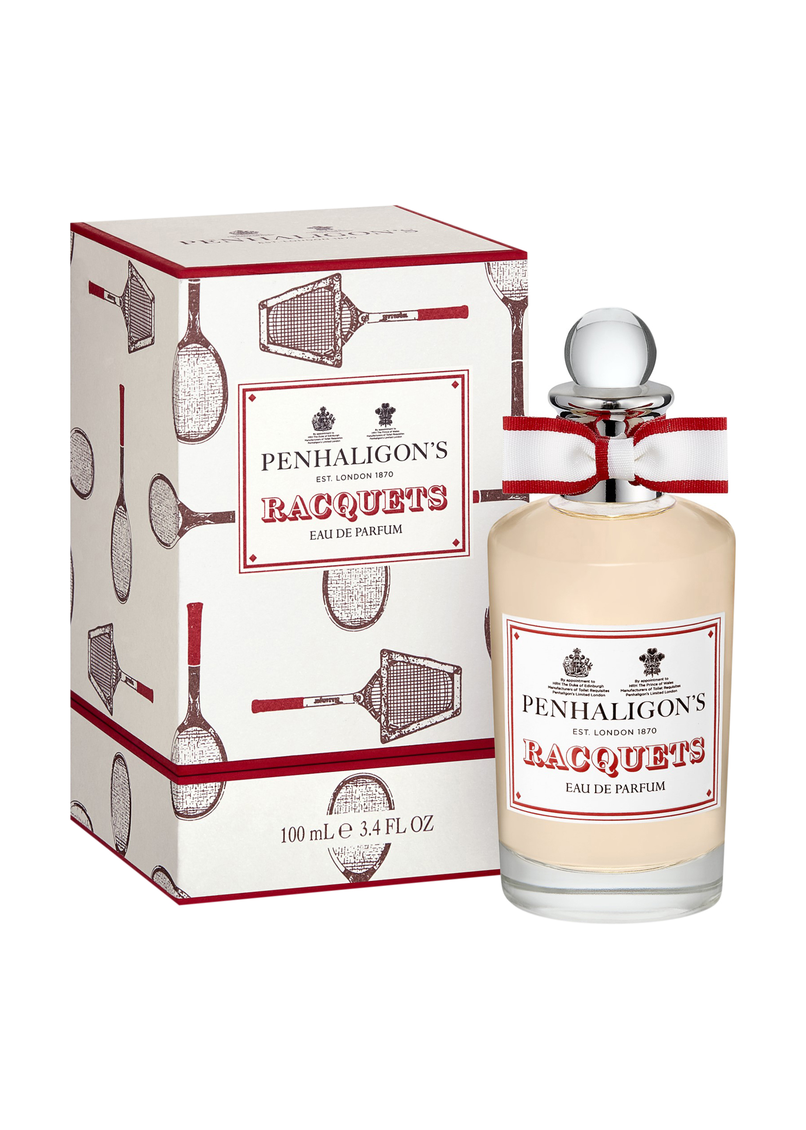 British Tales RACQUETS EDP 100ml image number 1
