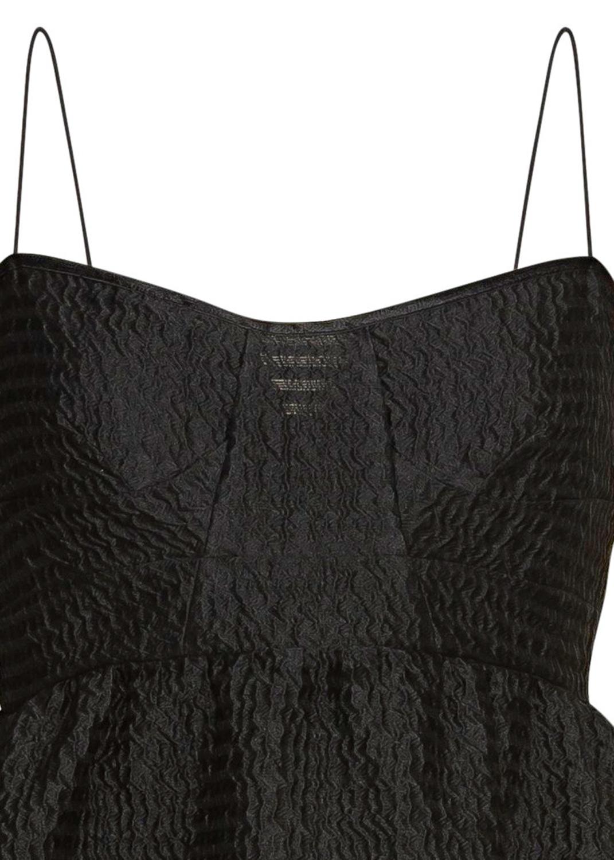BANDEAU DRESS WITH GATHERED POCKETS image number 2