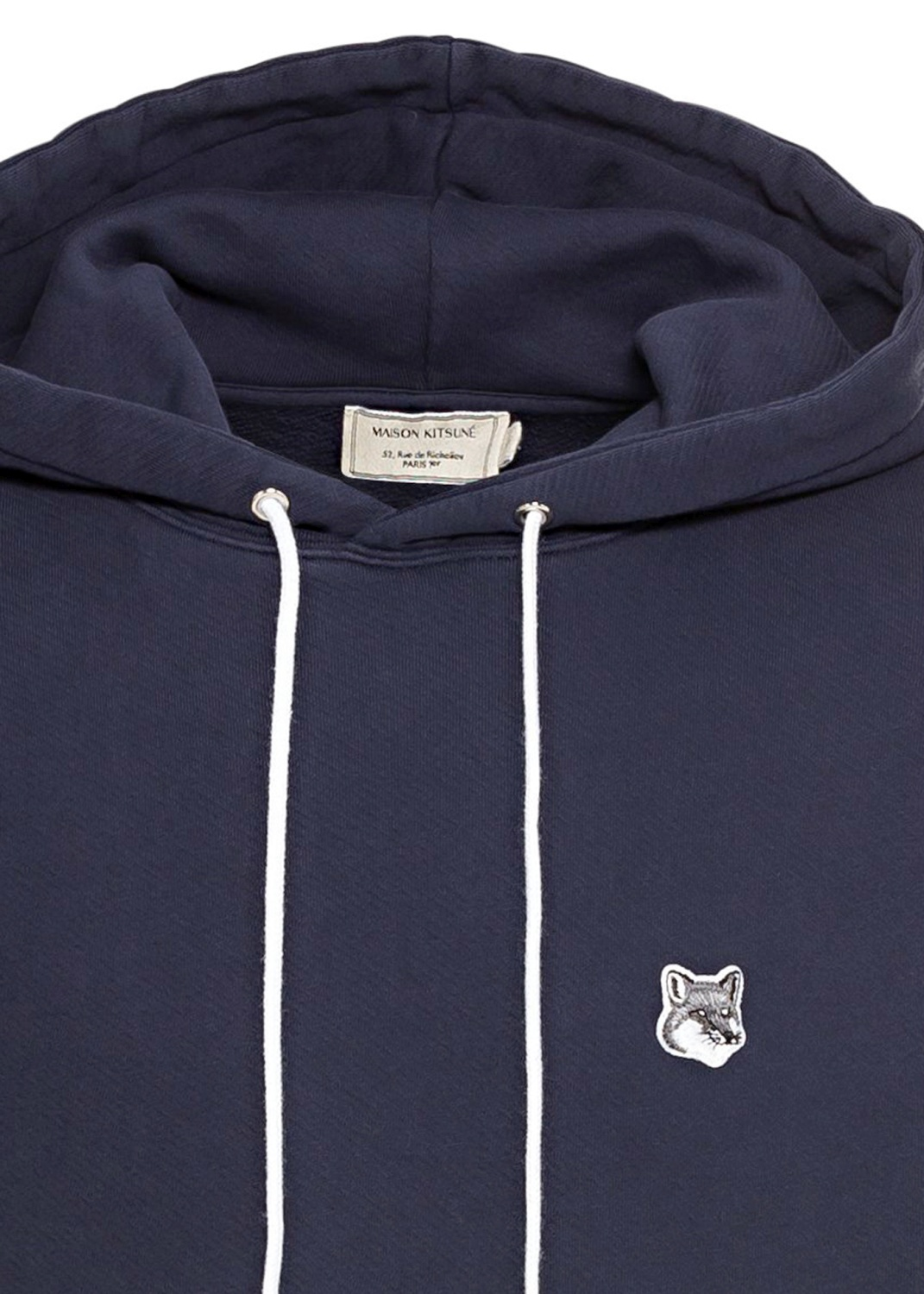 GREY FOX HEAD PATCH CLASSIC HOODIE image number 2