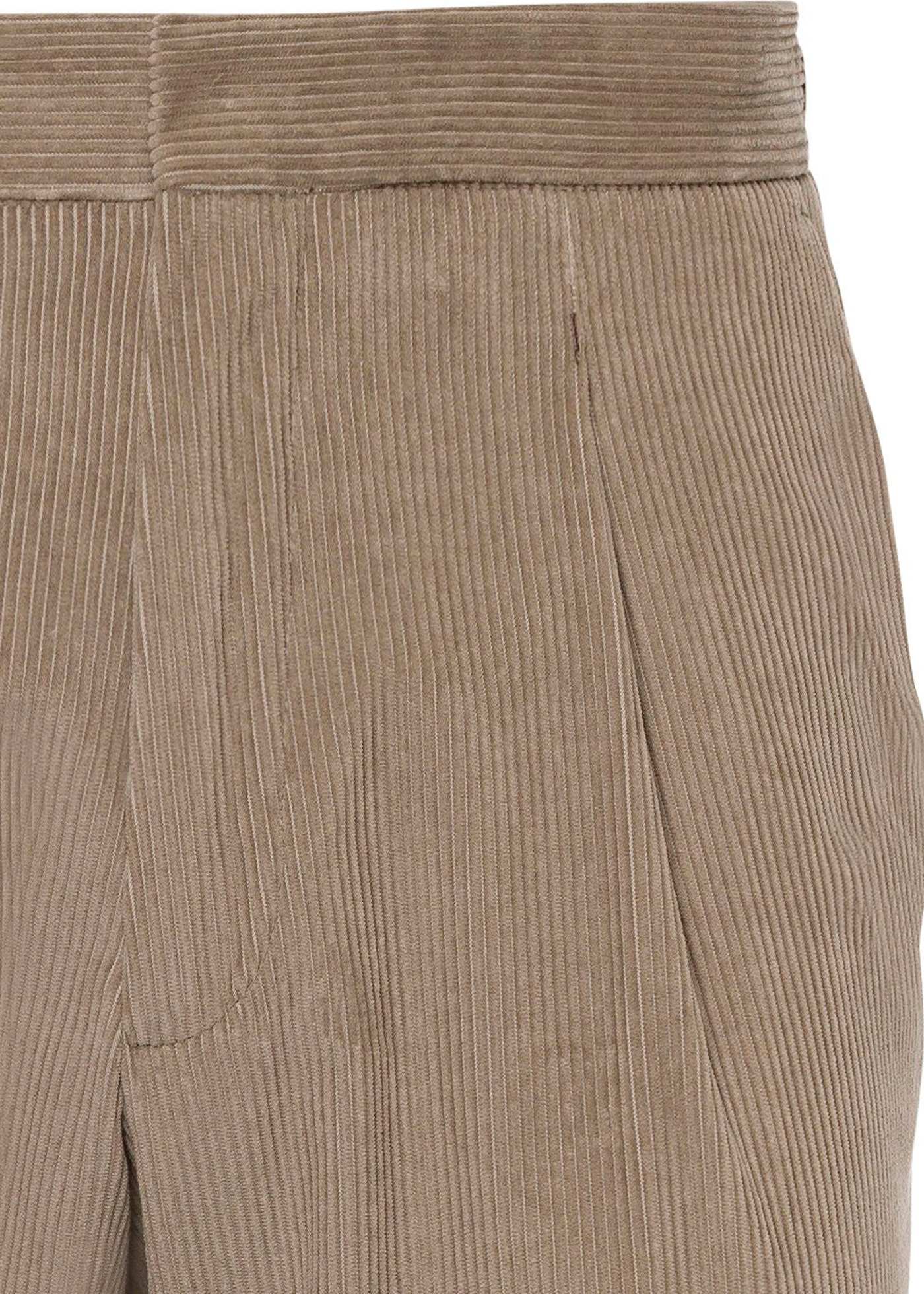 COTTON CORDUROY PANTS image number 2