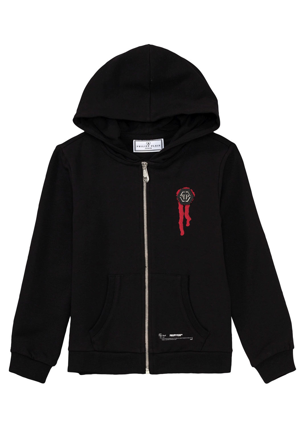 Skull Zip Jacket image number 0