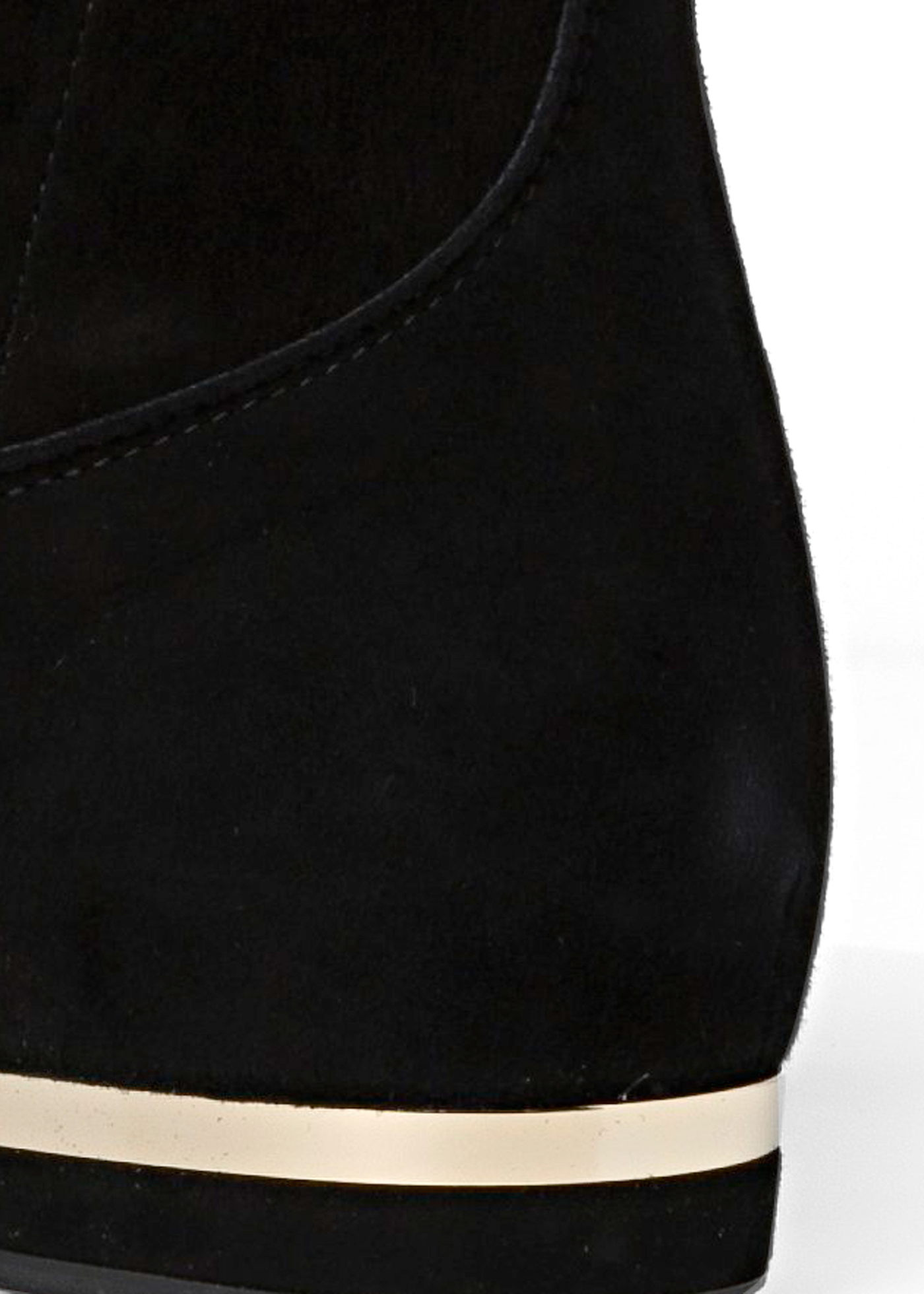 VELOUR BOOT image number 3